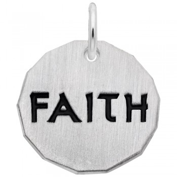 https://www.fosterleejewelers.com/upload/product/8438-Silver-Faith-Charm-Tag-RC.jpg