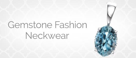 Gemstone Fashion Neckwear