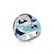 Delfino Blue Ring