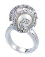 BeautyBound White Ring
