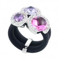 Element Black Ring