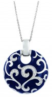 Royale Blue Pendant