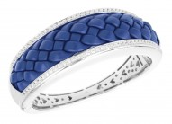 Traversa Grande Royal Blue Bangle