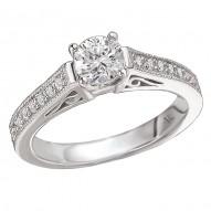 Complete Diamond Ring