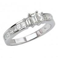 3-Stone Diamond Ring