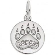 ASPEN BEAR PAW PRINT