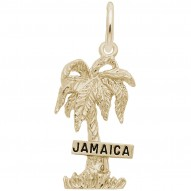 JAMAICA PALM W/SIGN