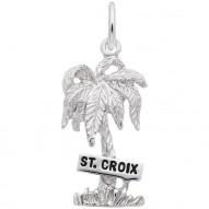 ST CROIX PALM W/SIGN