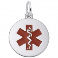 MEDICAL SYMBOL-RED PAINT