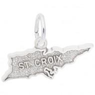 ST. CROIX MAP W/BORDER