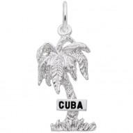 CUBA PALM W/SIGN