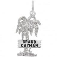 GRAND CAYMAN PALM W/SIGN