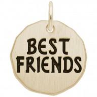 BEST FRIENDS CHARM TAG